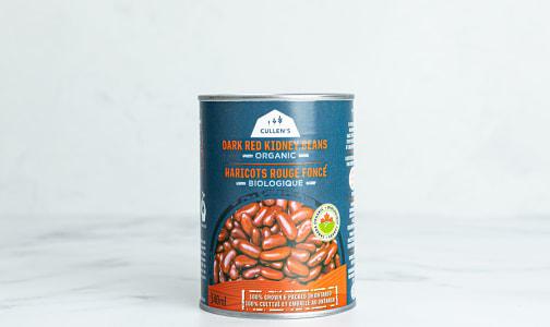 Organic Canned Kidney Beans- Code#: BU0715