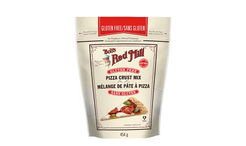 Whole Grain Pizza Crust Mix - Gluten Free- Code#: BU071