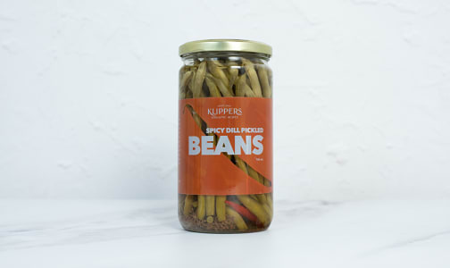 Pickled Beans - Spicy- Code#: BU0740