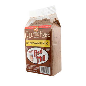Brownie Mix - Gluten Free- Code#: BU077