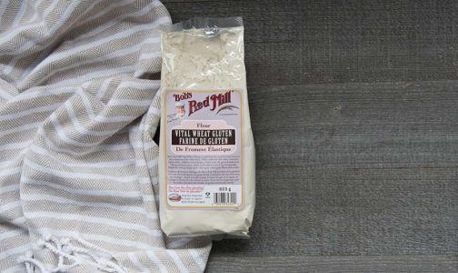 Wheat Gluten Flour- Code#: BU078