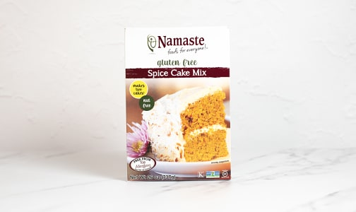 Spice Cake Mix- Code#: BU0795