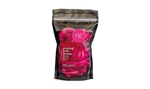 Pickled Pink Onions- Code#: BU0798