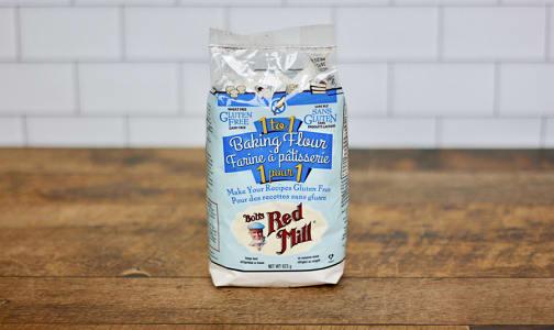 1-to-1 Gluten Free Baking Flour- Code#: BU0800