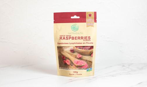 Freeze Dried-Raspberry Powder- Code#: BU0808