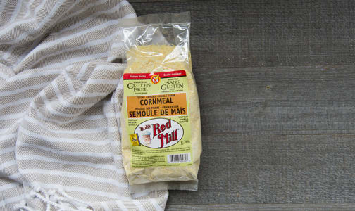 Stone Ground Cornmeal - Gluten Free- Code#: BU088