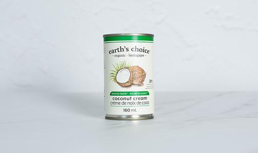 Organic Coconut Cream- Code#: BU0899