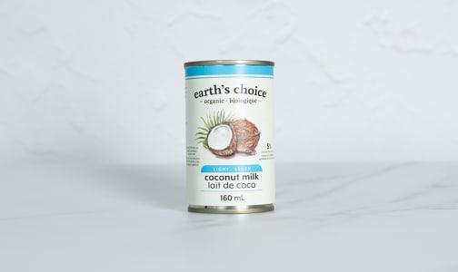 Organic Coconut Milk Light- Code#: BU0948