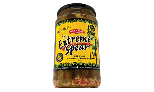 Extreme Pickle Spear - Hot Spicy- Code#: BU0949