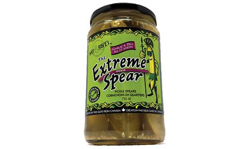 Extreme Pickle Spear - Garlic Dill- Code#: BU0956