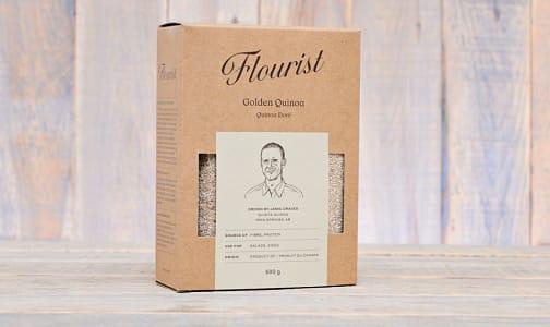 Golden Quinoa from Iron Springs, AB- Code#: BU1253