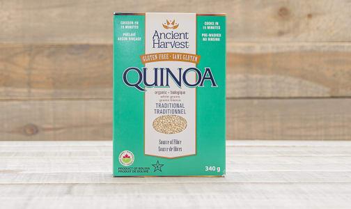 Organic Traditional Quinoa- Code#: BU1256