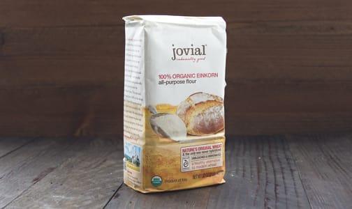 Organic Einkorn Flour- Code#: BU1300