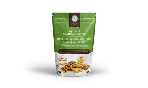 Super Seed Granola Bar Baking Mix- Code#: BU1319
