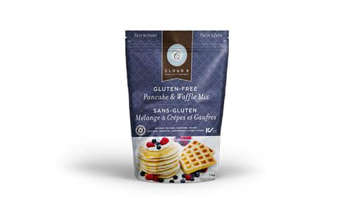 Pancake & Waffle Mix- Code#: BU1320