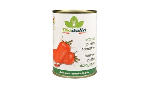 Organic Peeled Tomatoes- Code#: BU1322