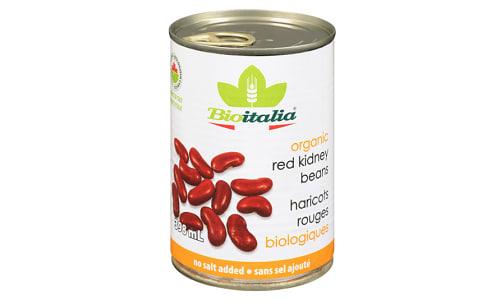 Organic Red Kidney Beans- Code#: BU1327