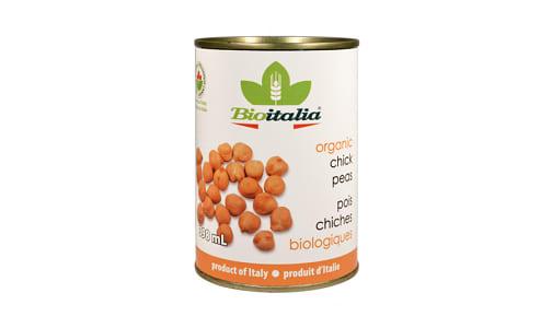 Organic Chickpeas- Code#: BU1330