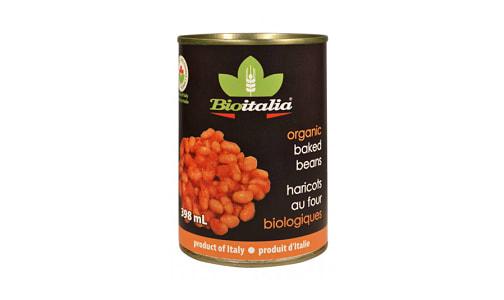 Organic Baked Beans- Code#: BU1331