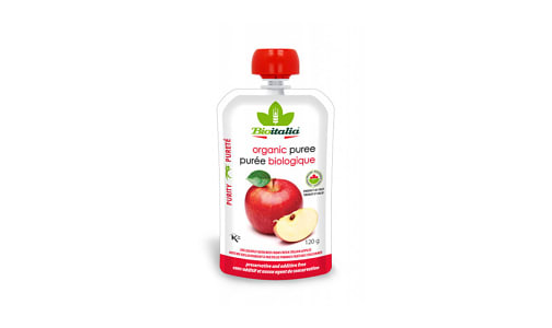 Organic Apple Puree- Code#: BU1333