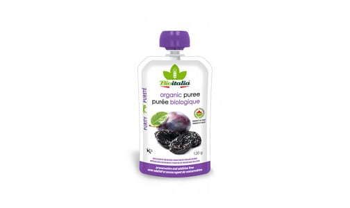 Organic Plum Puree- Code#: BU1334