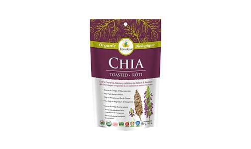 Organic Toasted Chia- Code#: BU1350