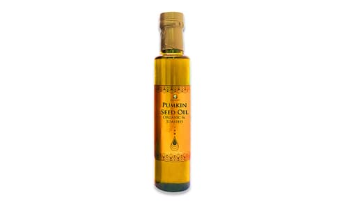 Organic Toasted Pumpkin Seed Oil- Code#: BU1355