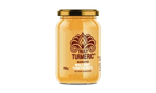 Whole Root Turmeric Paste- Code#: BU1358