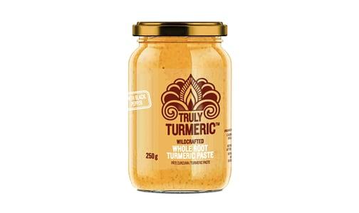 Whole Root Turmeric & Black Pepper Paste- Code#: BU1360