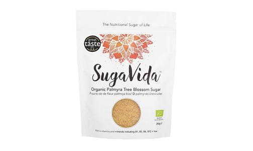Organic Palmyra Tree Blossom Sugar- Code#: BU1364