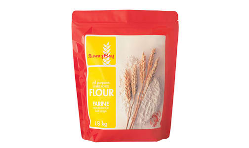 Organic All-Purpose Unbleached Flour- Code#: BU1730