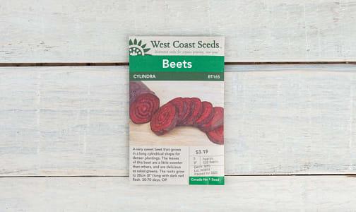 Cylindra  Beet Seeds- Code#: BU1774