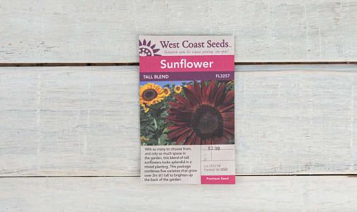 Tall Sunflower Seed Blend- Code#: BU1806