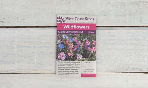 Pacific Northwest Seed Blend- Code#: BU1814
