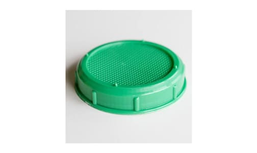 Sprout Lid Plastic - Green- Code#: BU1819