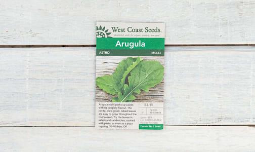Astro Roquette  Arugula Seeds (OP)- Code#: BU1857