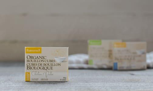 Organic Chicken Bouillon Cubes- Code#: BU262