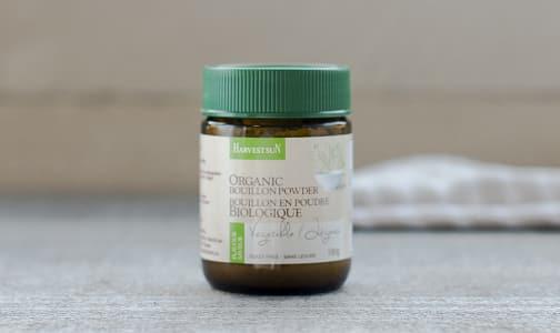 Organic Vegetable Broth Powder- Code#: BU265