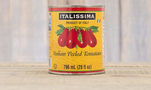 Peeled Tomatoes- Code#: BU284