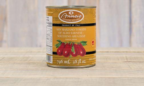 San Marzano DOP Tomatoes- Code#: BU285