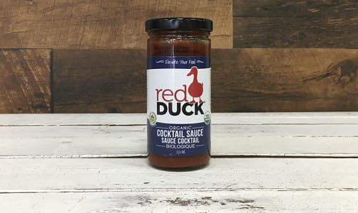 Organic Cocktail Sauce- Code#: BU3153