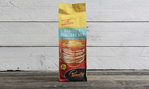 Ultimate Baking & Pancake Mix- Code#: BU3700