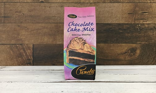 Luscious Chocolate Cake Mix- Code#: BU3714