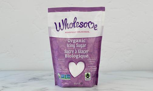 Organic Powdered Sugar- Code#: BU3734