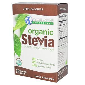 Organic Stevia- Code#: BU3741