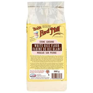 White Rice Flour- Code#: BU4001