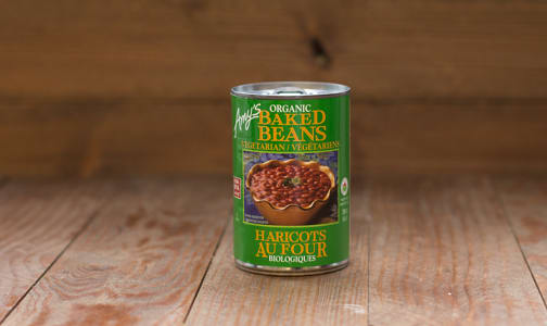 Organic Baked Beans - BPA Free- Code#: BU446