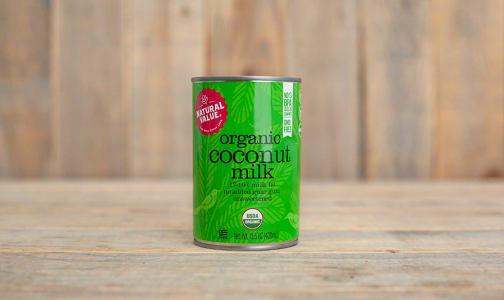 Organic Coconut Milk (BPA & Gum Free)- Code#: BU451