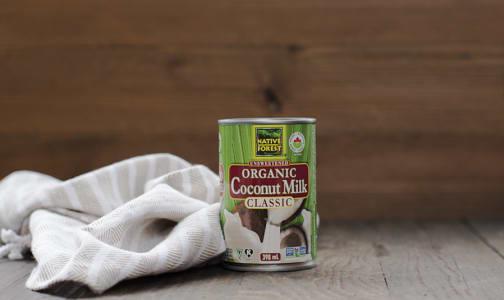 Organic Coconut Milk- Code#: BU461