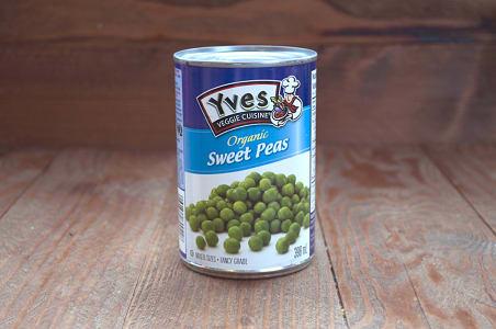Organic Sweet Peas- Code#: BU470